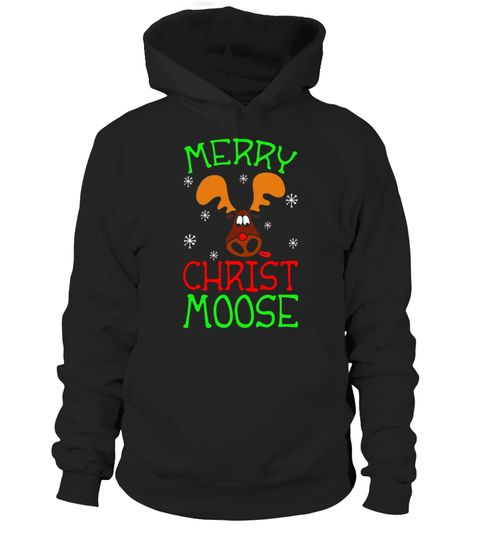 """# Merry Christ-Moose Funny Christmas Moose Reindeer T-Shirt .  Special Offer, not available in shops      Comes in a variety of styles and colours      Buy yours now before it is too late!      Secured payment via Visa / Mastercard / Amex / PayPal      How to place an order            Choose the model from the drop-down menu      Click on """"Buy it now""""      Choose the size and the quantity      Add your delivery address and bank details      And that's it!      Tags: Christmas is the best…"""