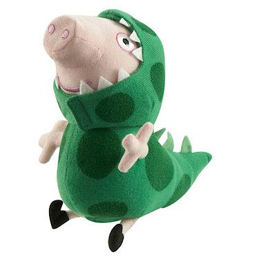 Peppa Pig Talking Dinosaur George  74919842d64e