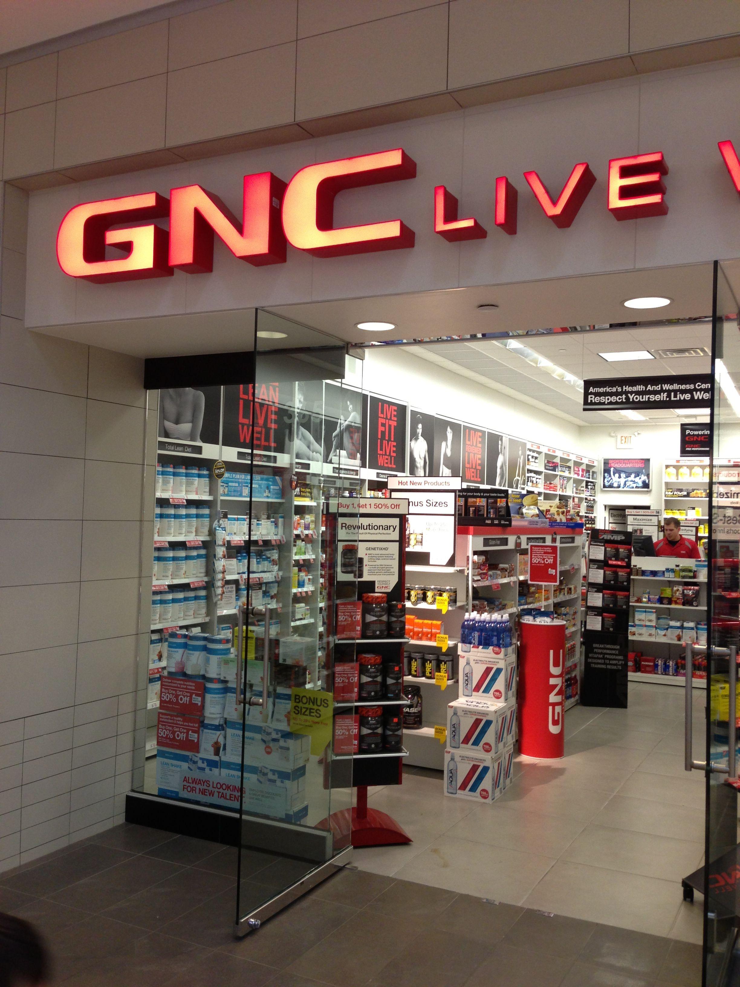 Gnc Store Nashville Tn Retail Design Modern Design