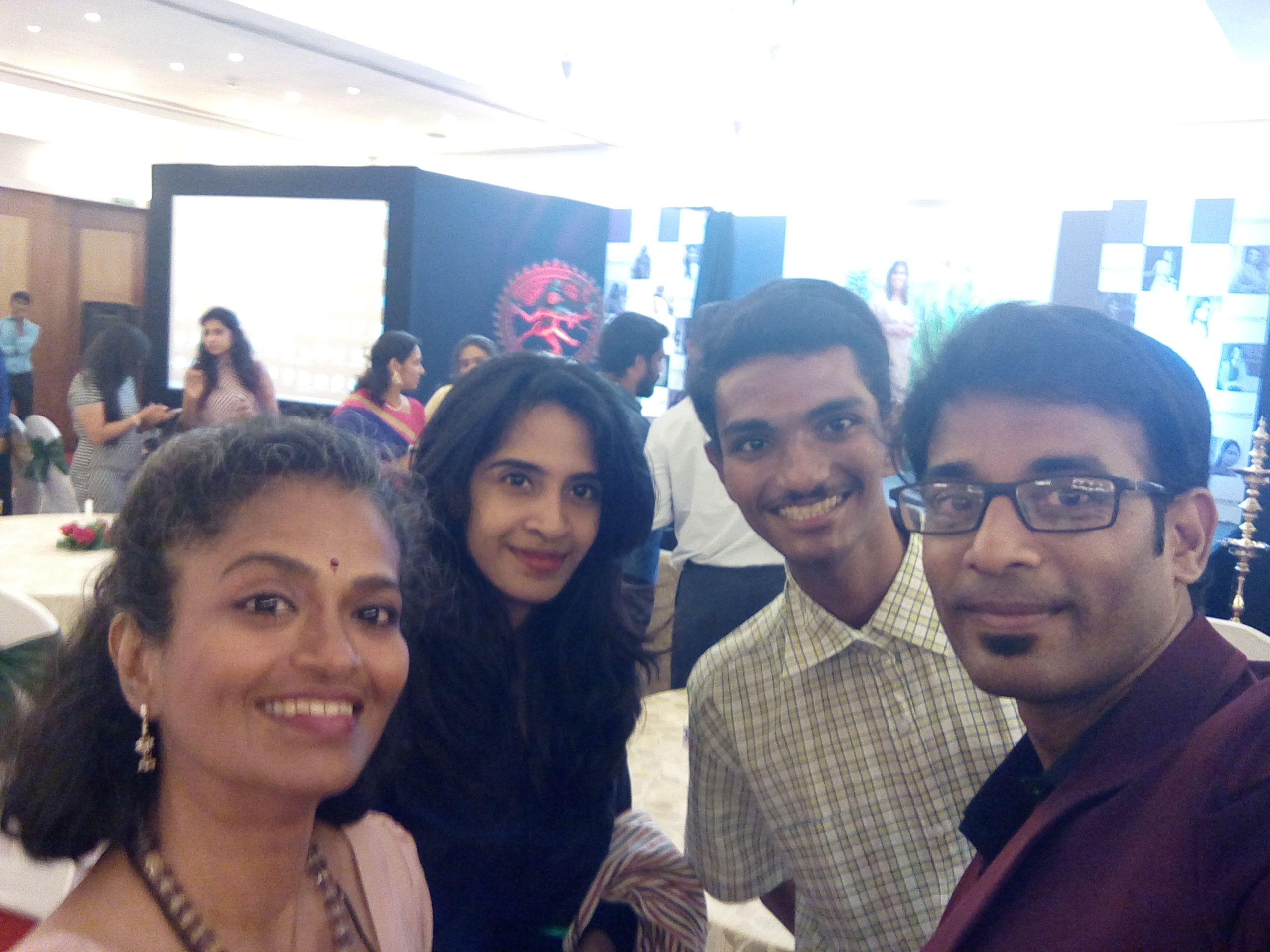 https://www.facebook.com/ThamizhRK/posts/10153622327076872?pnref=story  New Role at a Great Event (y)  Wonderful efficient team to work with <3  Happy to be a part of this event. :) :D Grand start for the Fiscal year 2016. _/\_ More info  More info here : http://emceethamizh.com/new-role-events-celebrity-assistance-womanation-magazine-launch-chennai/ #Womanation #Magazine #Launch #Chennai