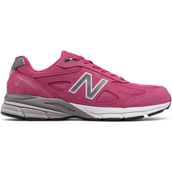first rate fe5cf 3f90b New Balance Pink Ribbon 990v4 Men's Everyday Running Shoes ...
