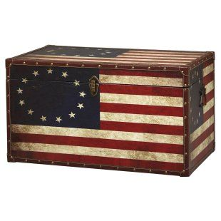 Bon Old Flag Trunk