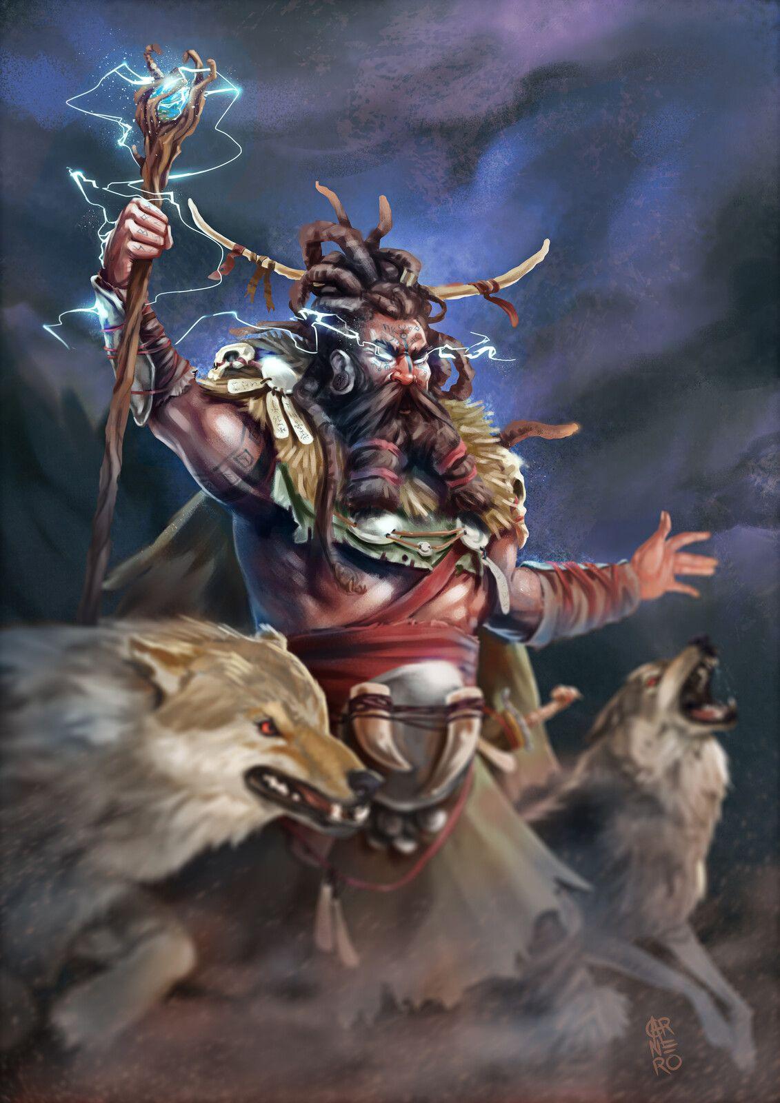 Diablo 4 Fanart Andre Carnero On Artstation At Https Www Artstation Com Artwork Vdevyb In 2020 Artwork Fan Art Druid