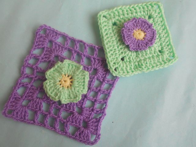 Crochet - Crosia Free Patttern Urdu, Hindi Video Tutorials: Daisy ...