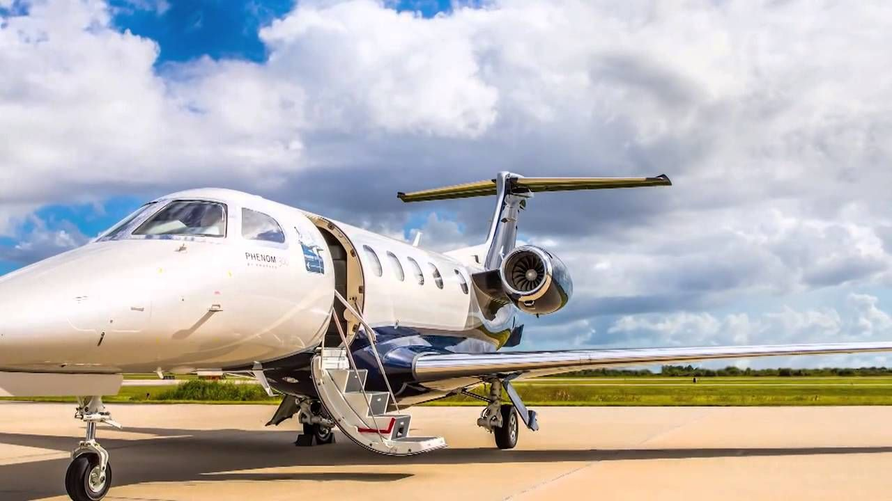 Executive jet advantage with the embrarer phenom 300