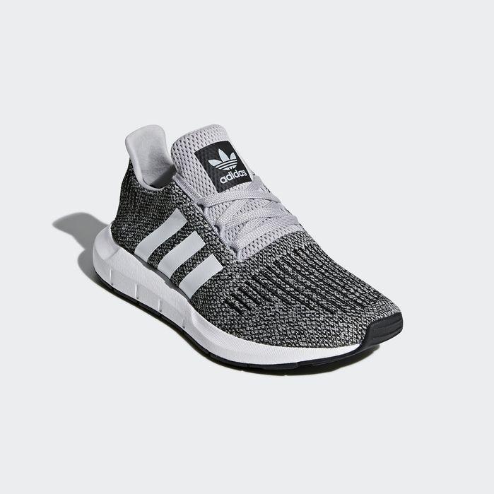 a55bc723c5461 Swift Run Shoes Grey 4 Kids