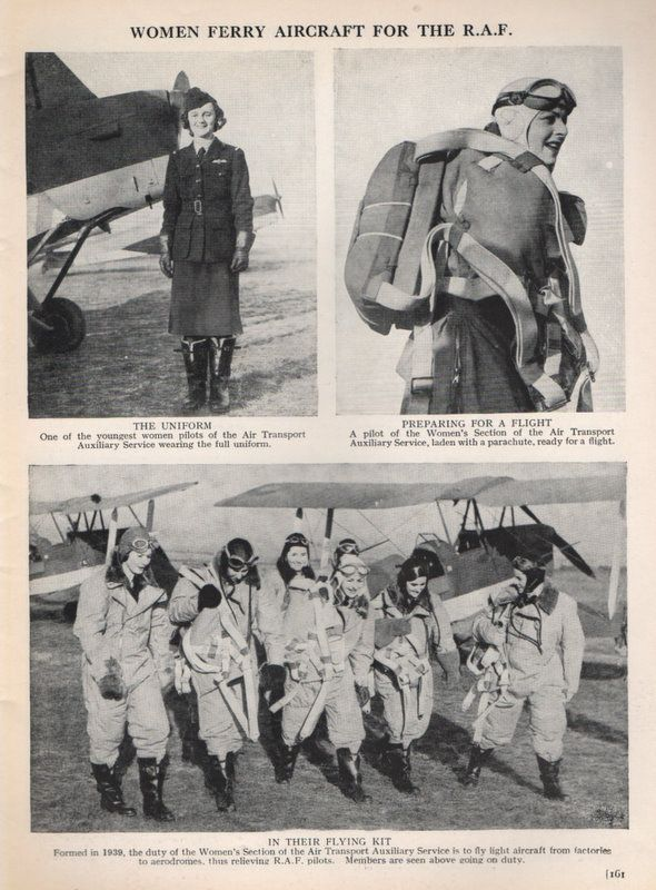 air transport auxiliary - Google Search