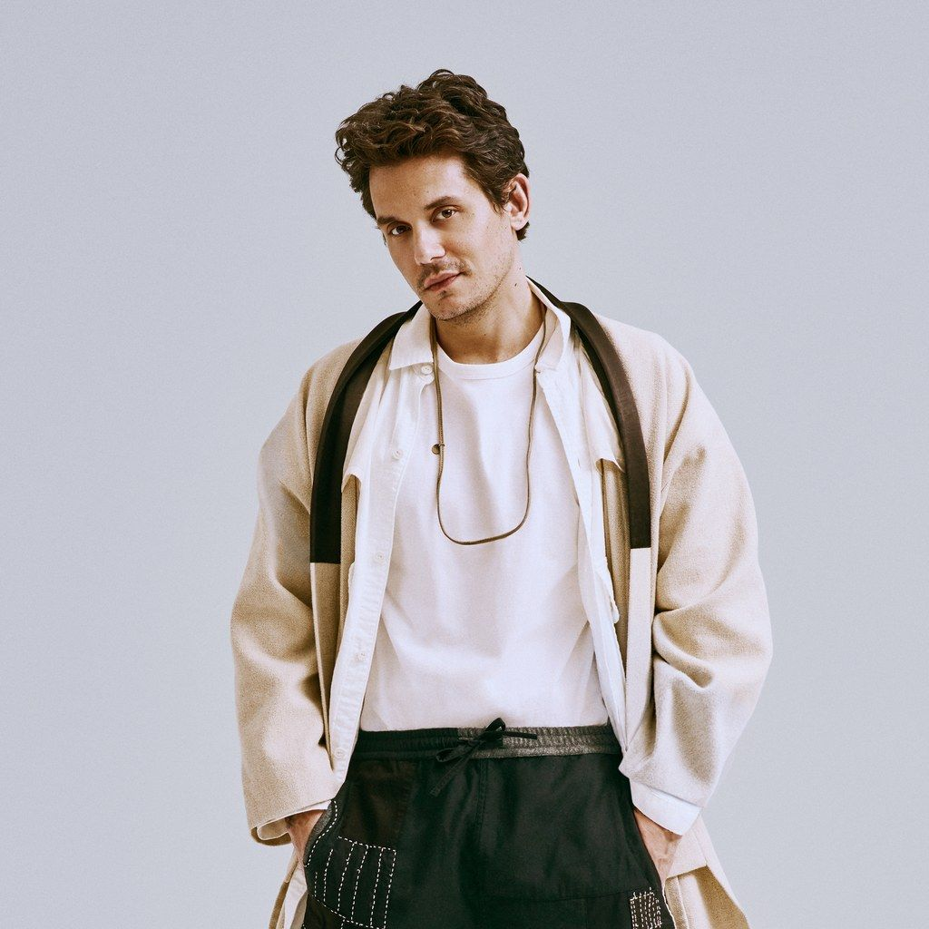 John Mayer Gives Us a Truly Personal Tour of His Closet