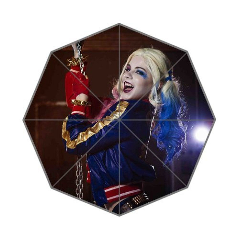 CozyHome Harley Quinn Cool Custom sun rain umbrella foldable umbrella -- Awesome products selected by Anna Churchill