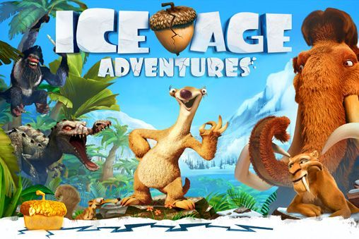 Free Download Ice Age Adventures Apk For Android Mobiles And Tabelts Download Free Android Games Apps