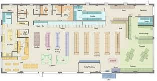 Department Store Floor Plan Store Plan Retail Store Layout Store Layout