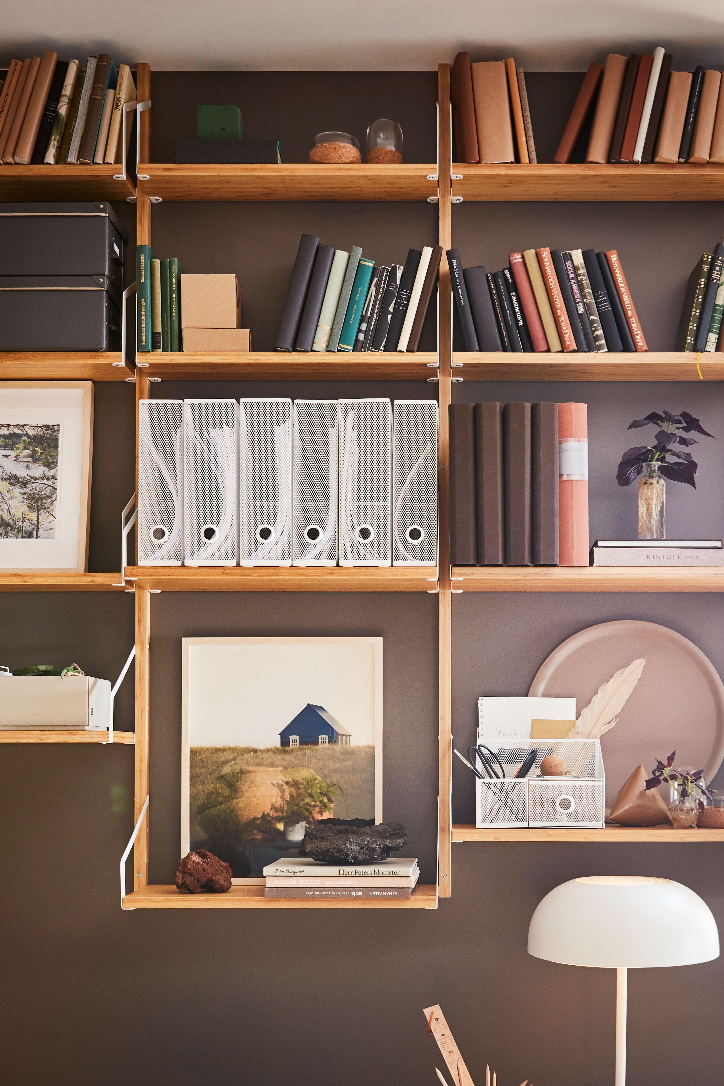 Svalnas Regalkomb Wandmont Bambus Ikea Deutschland In 2020