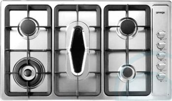 Omega Gas Cooktop OG90XA | Kitchens | Pinterest | Omega, Laundry ...