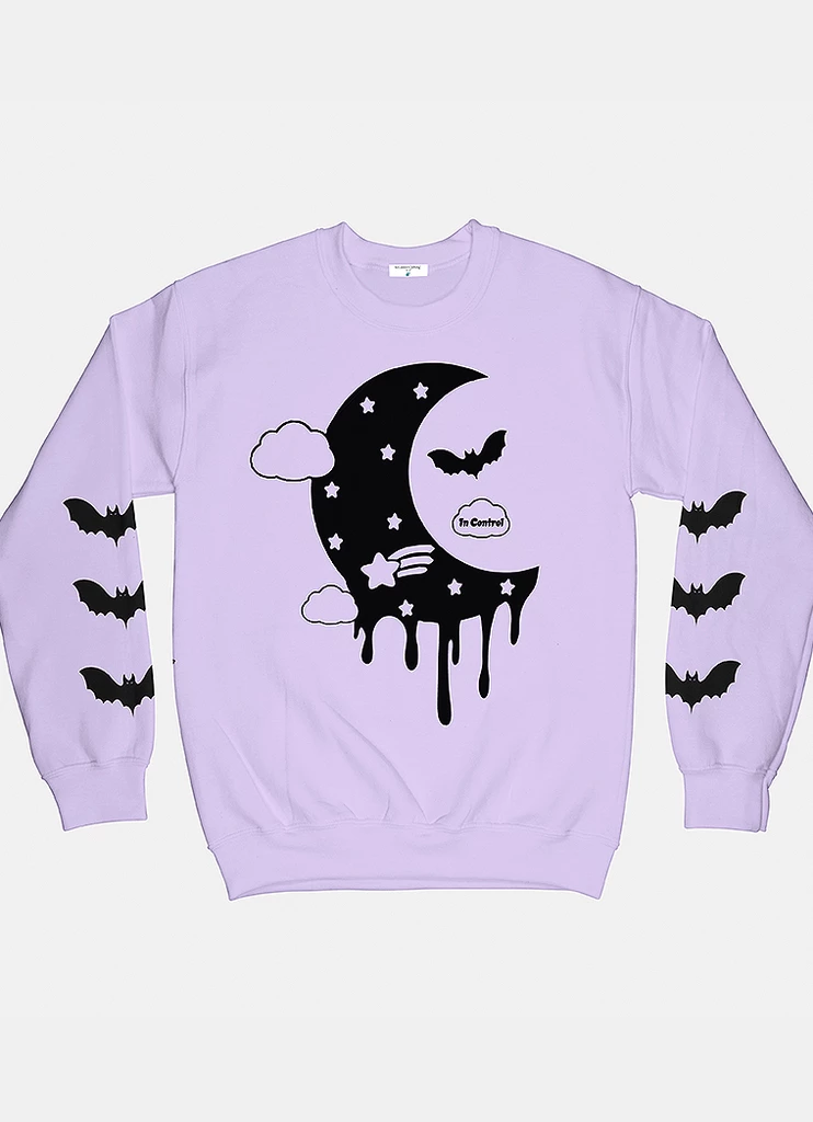 Mystic Moon Sweatshirt