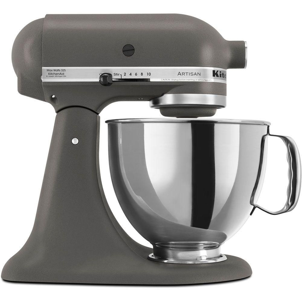 Artisan series 5 qt stand mixer in kitchenaid artisan
