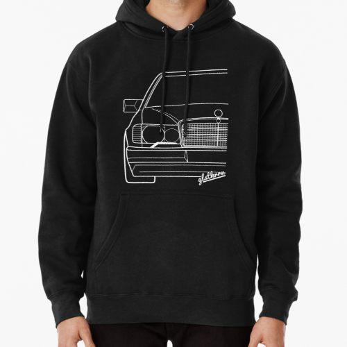 glstkrrn W124 Hoodie