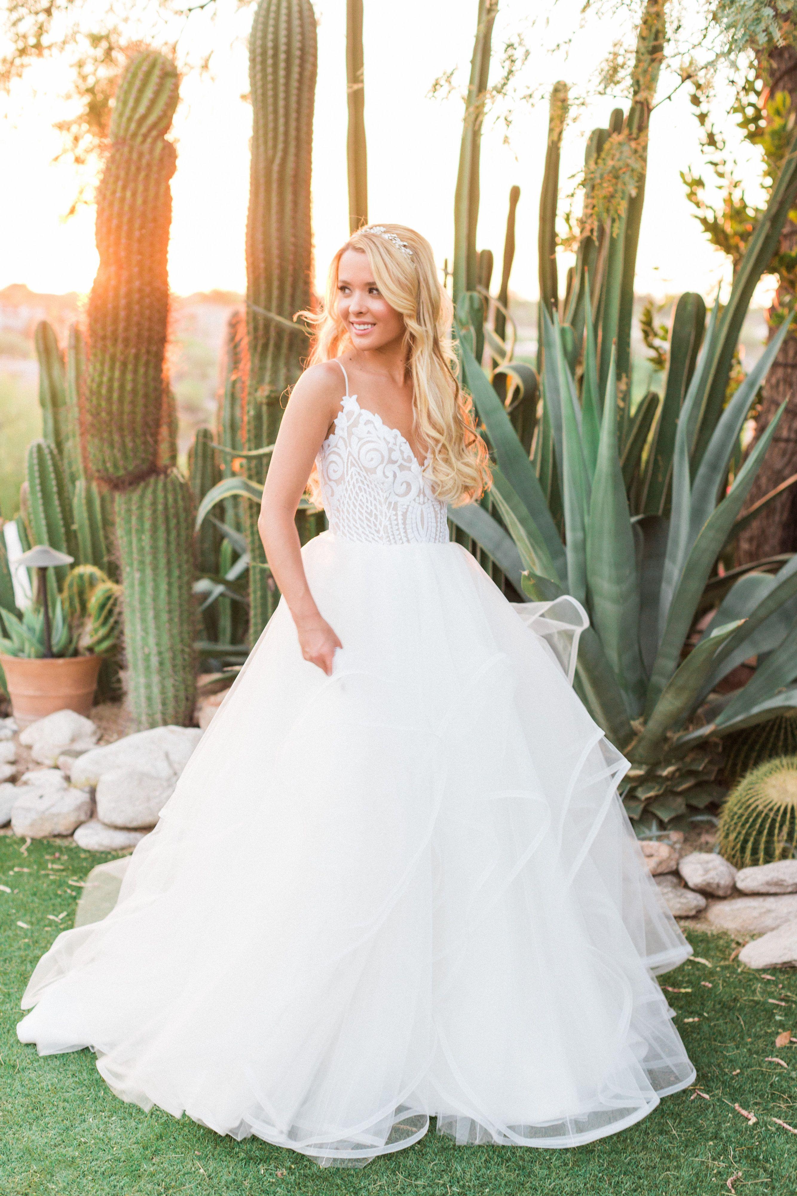 Crain + Co Styled Shoot at Hacienda del Sol Tucson, AZ Bride wearing ...