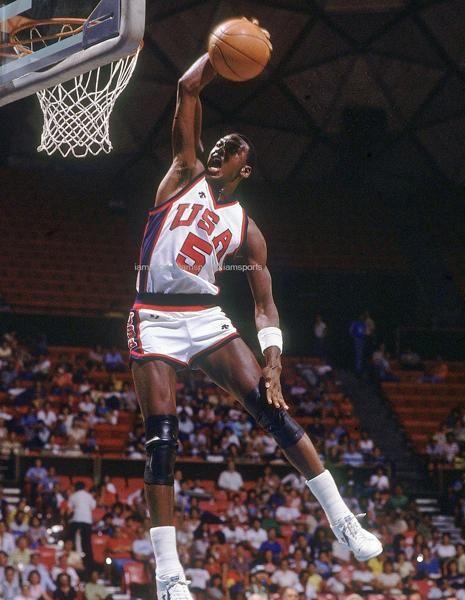 michael jordan olympics usa basketball dunk 8x10 photo the g o a t pinterest michael. Black Bedroom Furniture Sets. Home Design Ideas
