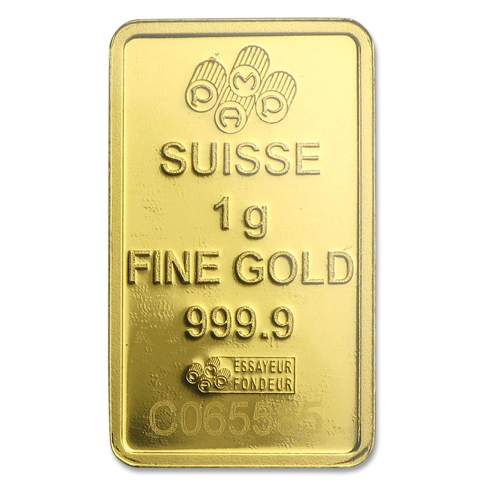 1 Gram Gold Bar Pamp Suisse Lady Fortuna Veriscan In Assay Sku 82249 In 2020 Gold Bars For Sale Gold Silver Bars