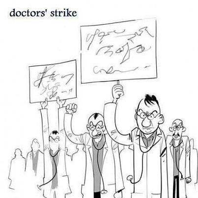 Doctors´ strike