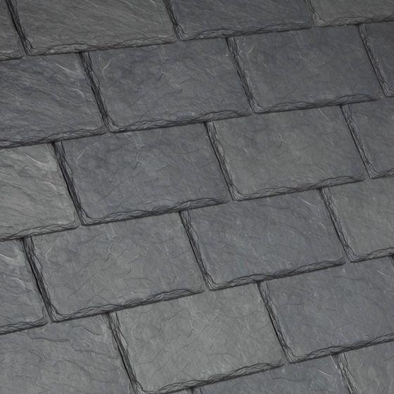 Single Width Synthetic Slate Roof Tiles Slate Roof Tiles Slate Roof Slate Roof Shingles