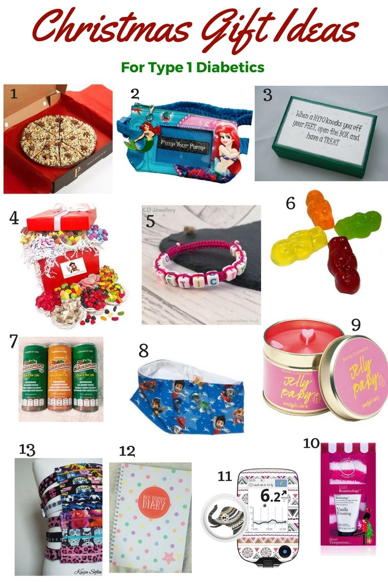13 Christmas Gift Ideas For Type 1 Diabetics Gifts For
