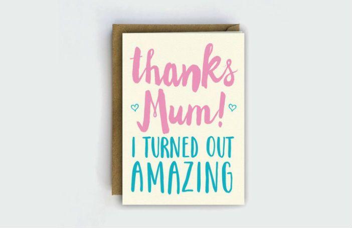 Jouw moeder verdient deze moederdagkaartjes