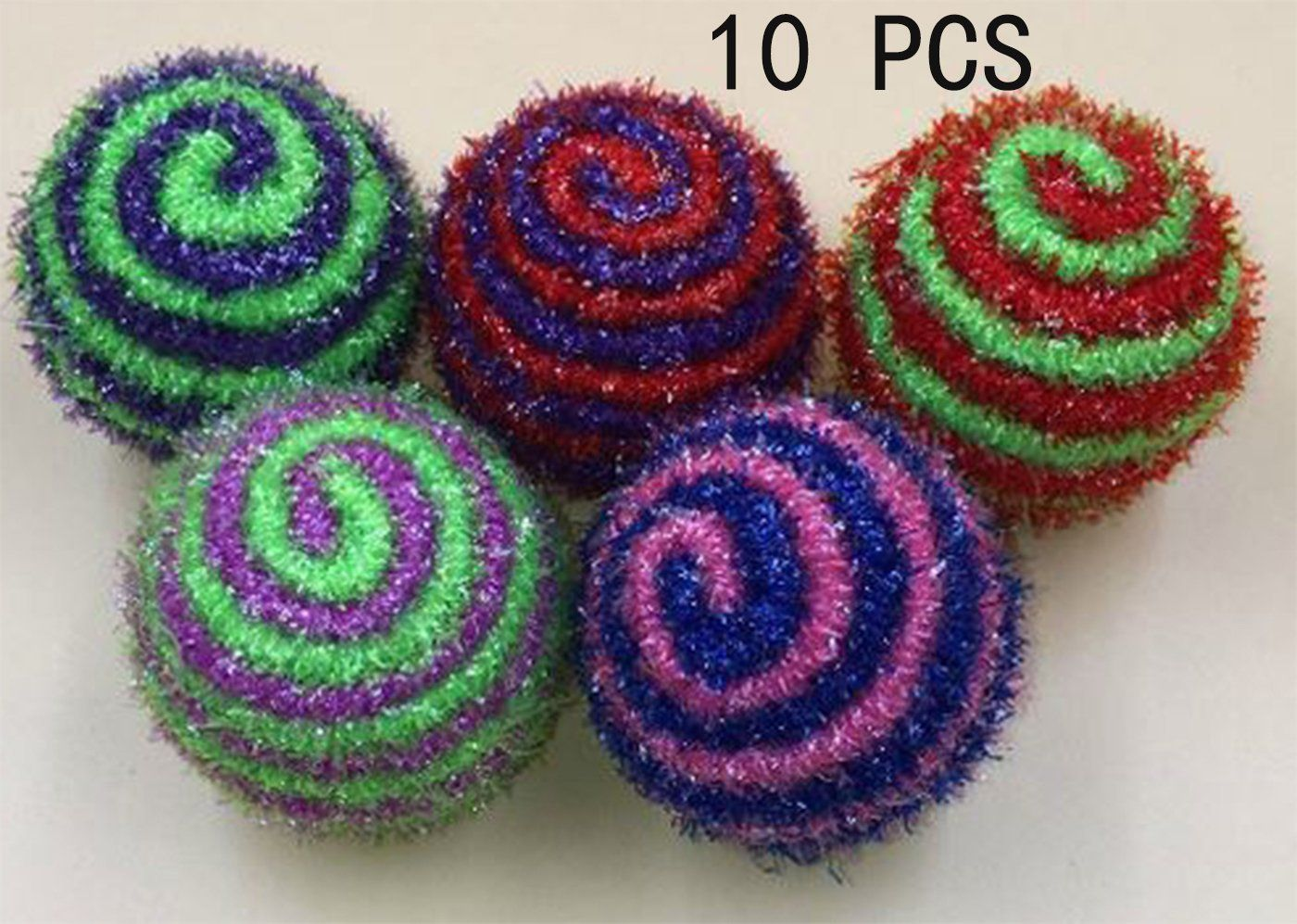 10 Pcs Flying Feather Cat Teaser Toys Kitten Cat Interactive Toy Plastic Rod With Bell And Feather Check Out This Great Produc Pet Cat Toys Pet Ball Cat Toys