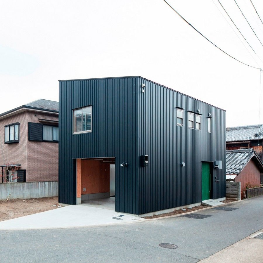 Minimalist Box House Design on tv wall design, minimalist design living room, home decorating interior design, modern box house design,