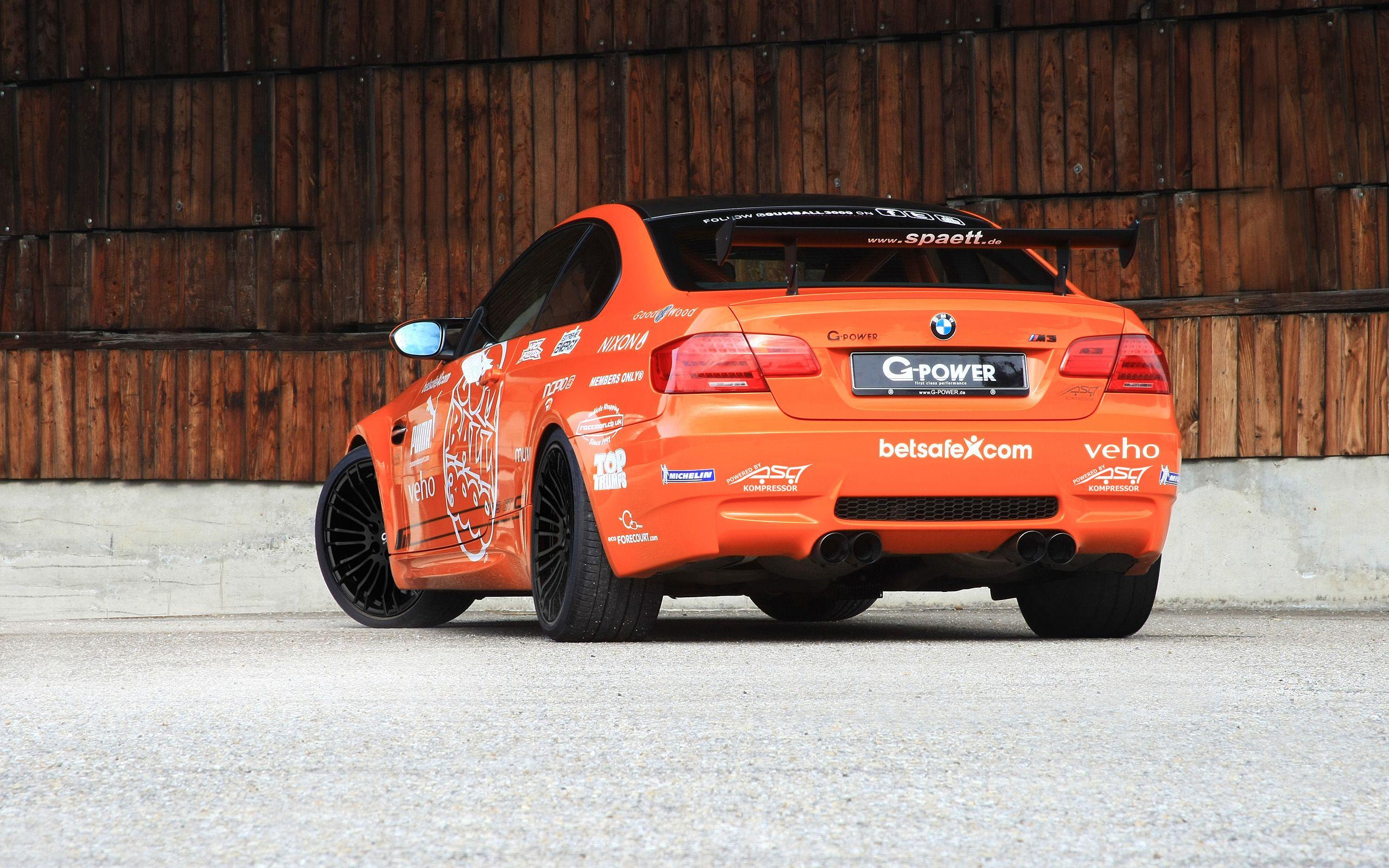 2013 G Power BMW M3 GTS