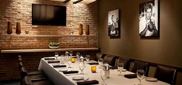 Eddie V\'s Private Dining Amenities - Dallas Uptown Room | Dandino\'s ...