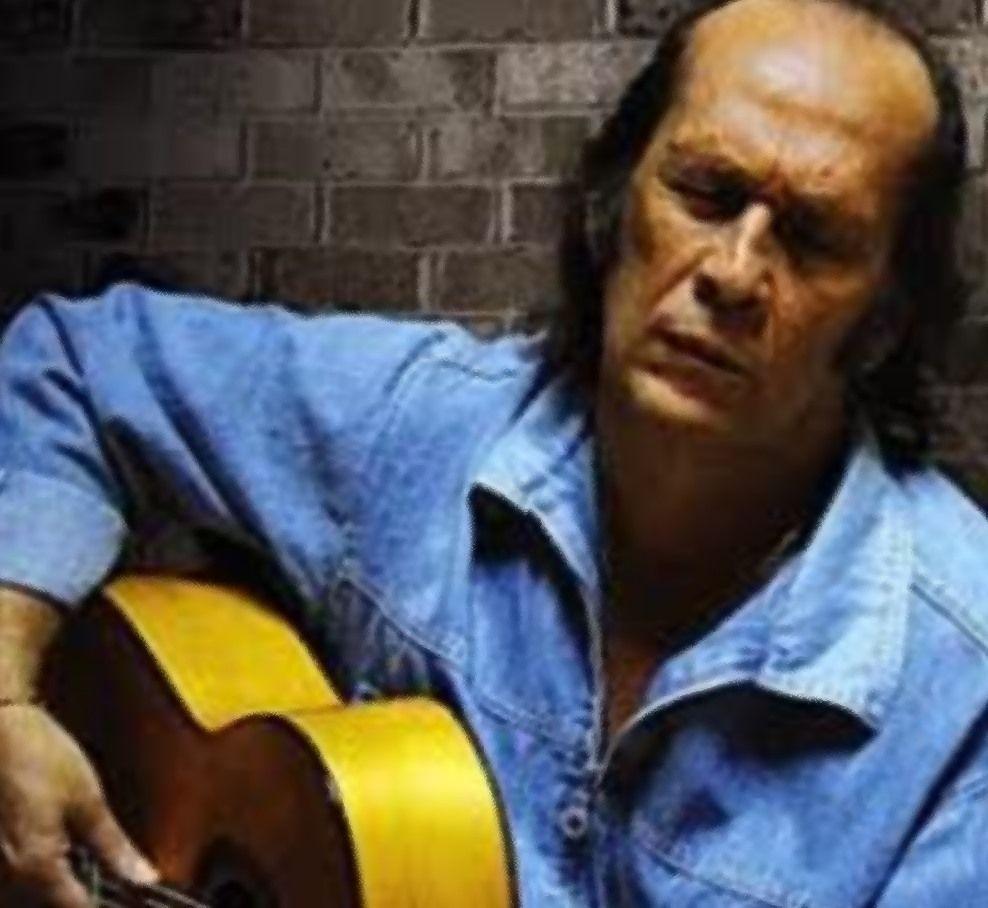 Paco de Lucia, The  Best Spanish guitarist.