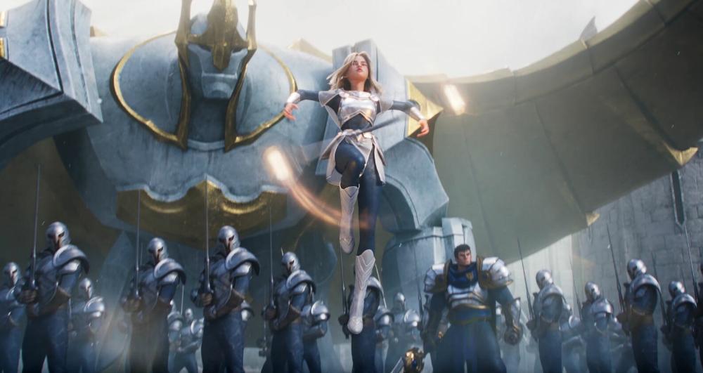 Artstation Warriors Season 2020 Cinematic League Of Legends Aamir Art Em 2020 Ilustracoes Herois