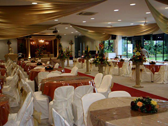Hort Park Malay Wedding Table Decorations Decor Home Decor