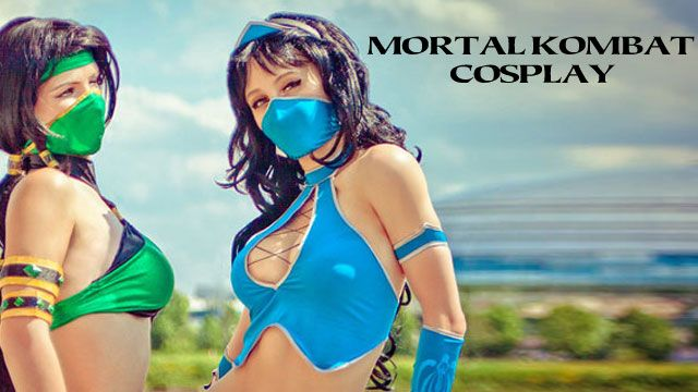 Mortal Kombat Raiden Cosplay Female - The Best Nude Bikini