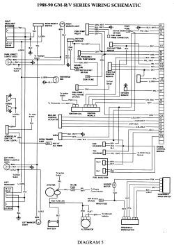 Click Image To See An Enlarged View Electrical Diagram Chevy 1500 Electrical Wiring Diagram