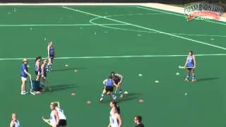 Field Hockey Drills For Kids Field Hockey Drills Hockey Drills Field Hockey