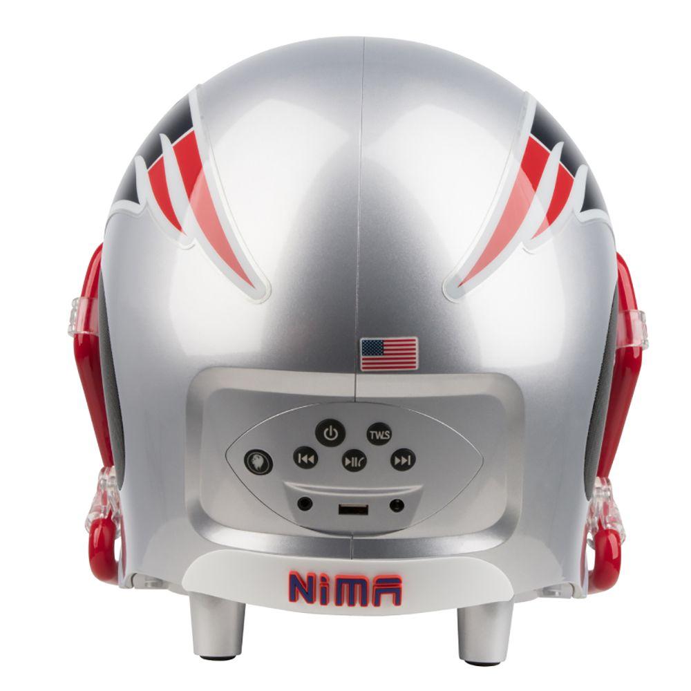 Helmetbluetoothspeakerside