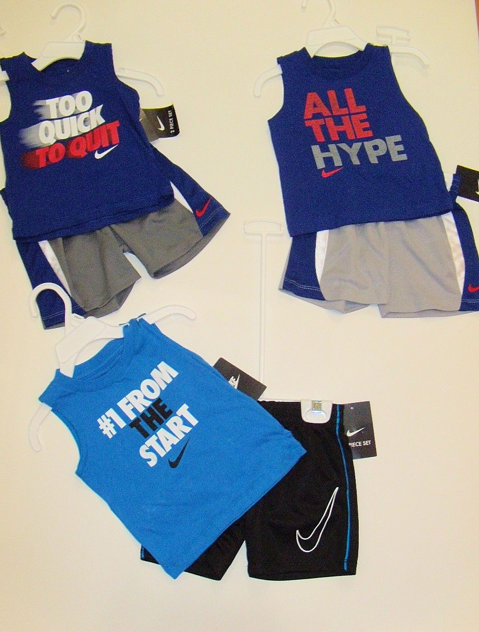 Nike Toddler Clothes Toffee Art