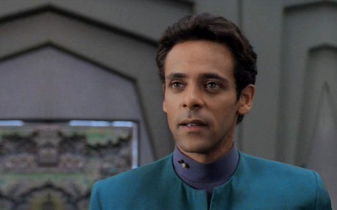 Dr. Julian Bashir- one of my all-time favorite Star Trek ...