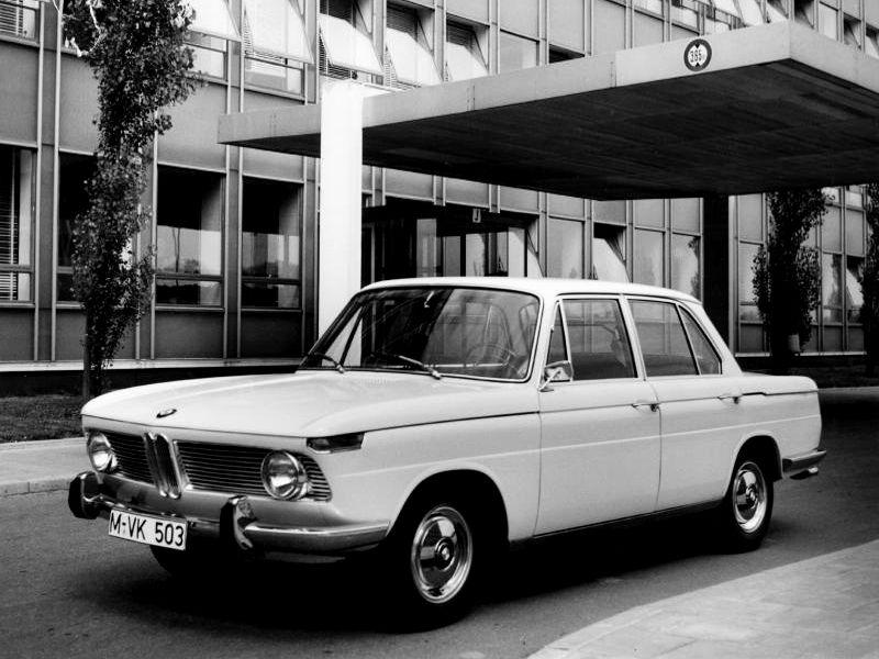 BMW 1800 TI (E118) '1964–66