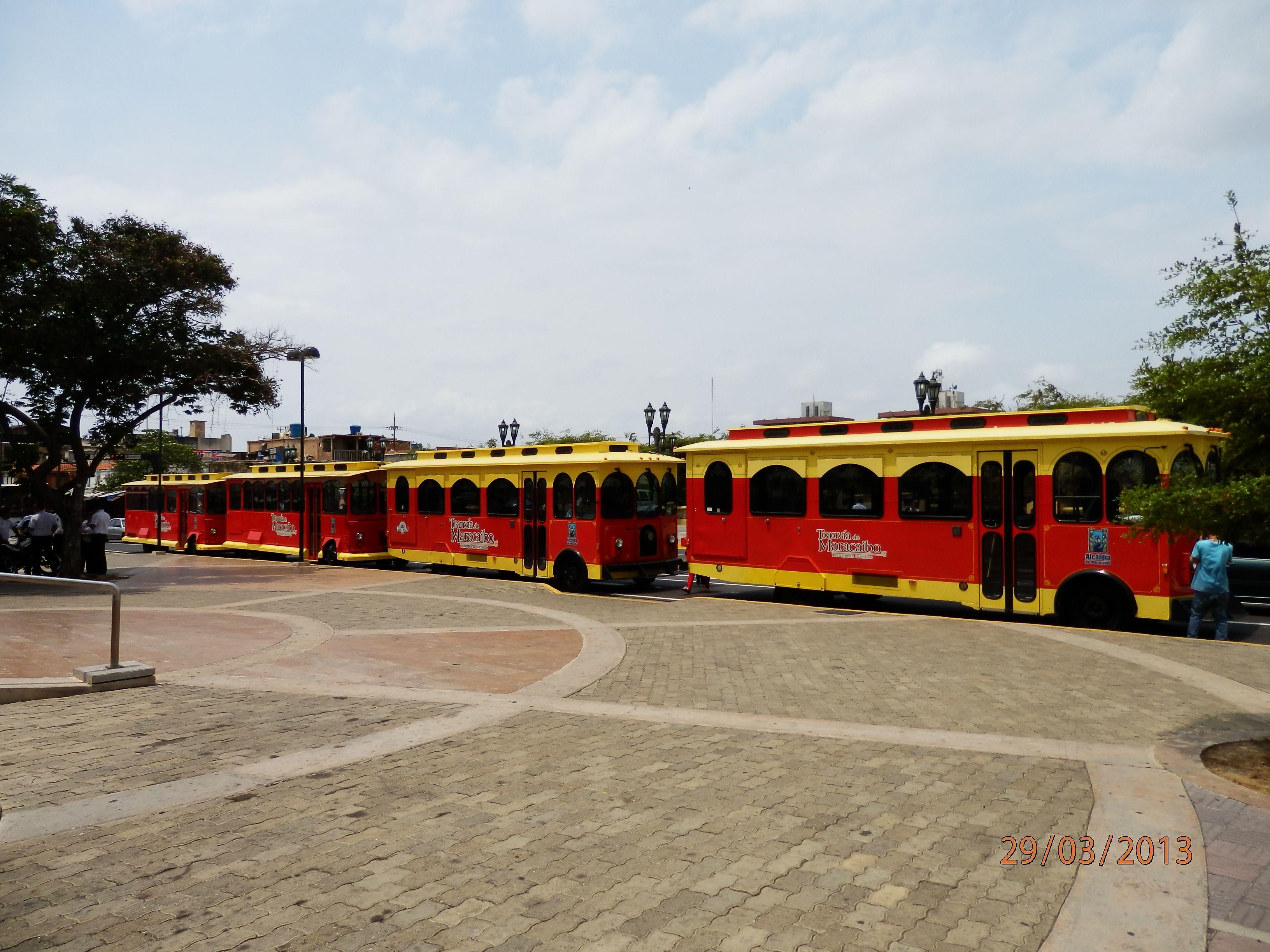 Tranvias de Maracaibo - Visita a los 7 templos