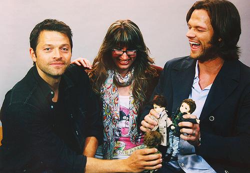 Haha I love Misha :'D