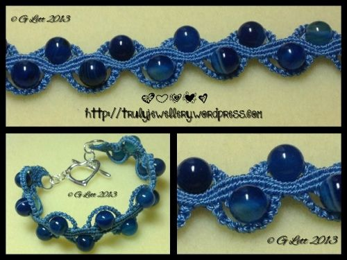 Site With Links To All Sorts Of Macrame Patterns Jewelry
