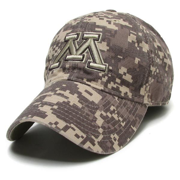6956f756611 Hats of to the Military Minnesota M Digital Camo Baseball Cap