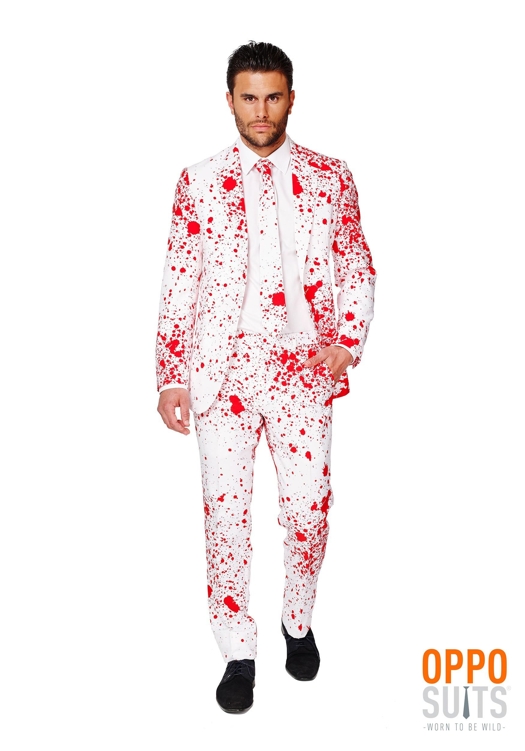 Mens Opposuits Bloody Suit  15404316952