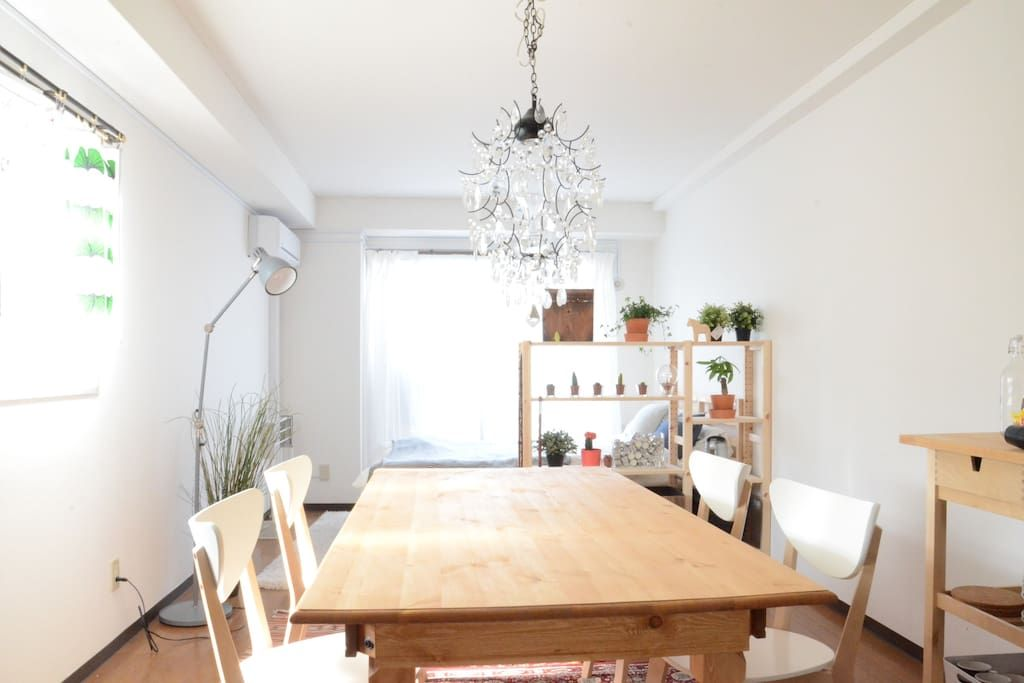 Check Out This Awesome Listing On Airbnb Asakusa Bashi 3bd Apt 7f Apartments For Rent In Taito