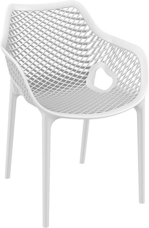 Deines Stacking Patio Dining Chair