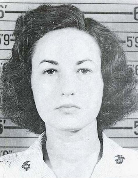 Bea Arthur was in the Marine C...