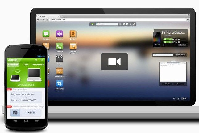 AirDroid The free app every Android owner should install